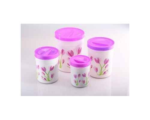 Flowers spices Container