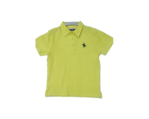 Men's Regular-fit Cotton Pique Polo Shirt