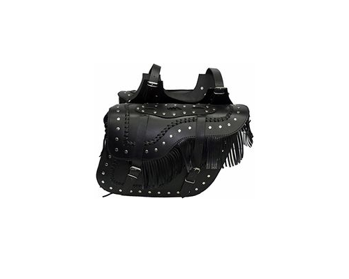 Motorcycle Leather Bag