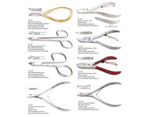 Nails & Cuticles Nippers