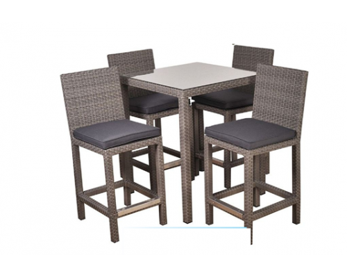 Outdoor furniture high table