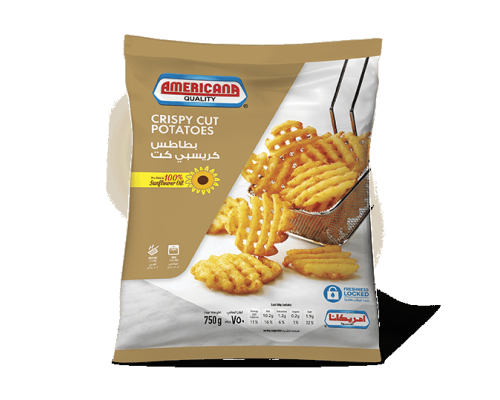 Value Crispy Cut Potatoes (750 g)
