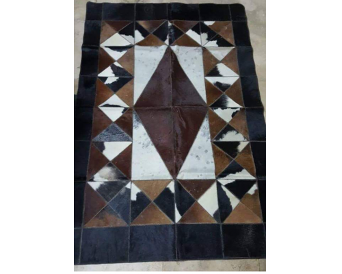cow leather rugs