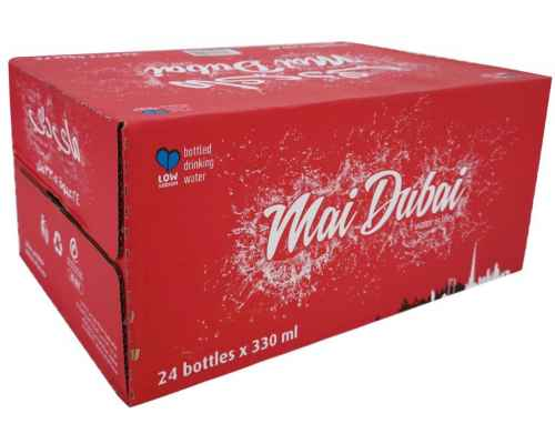 Mai DUBAI Bottled Drinking Water 330 ML X 24