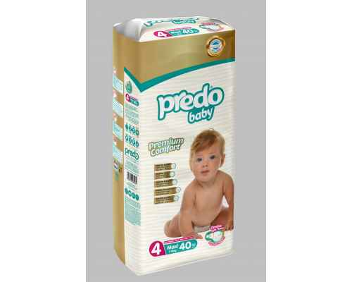 Predo Baby Diapers - Advantage Pack
