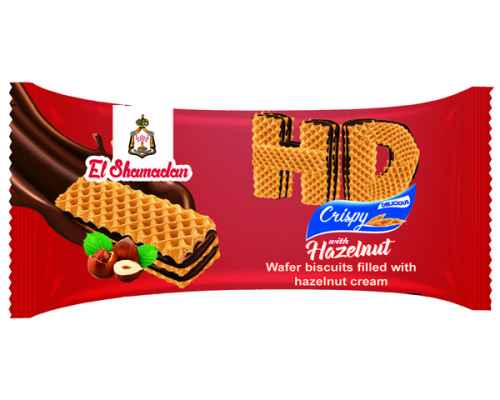 HD Biscuit Wafer