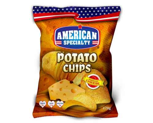 Potato Chips American Cheese