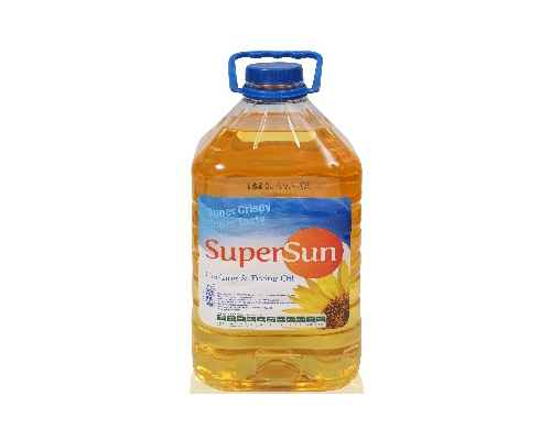 SuperSun Cooking Oil 5 L