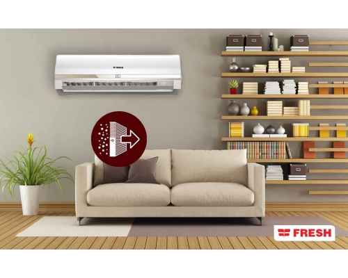 Fresh Air Conditioner Smart Digital, 2.25 HP Cool Heat- Plasma