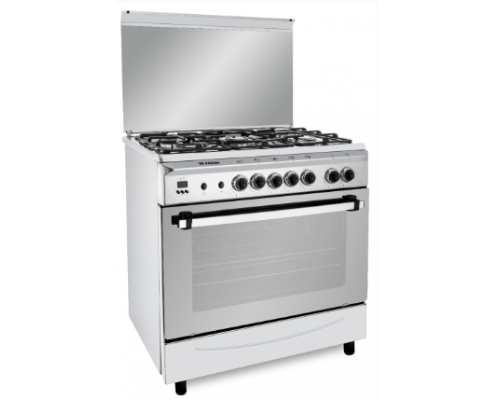 Fresh Gas Cooker Italiano Stainless  80