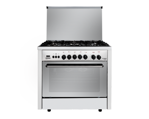 Fresh Gas Cooker Professional Stainless Control 90