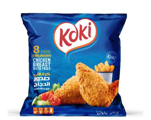 Koki Crunchy Chicken Breast Meal