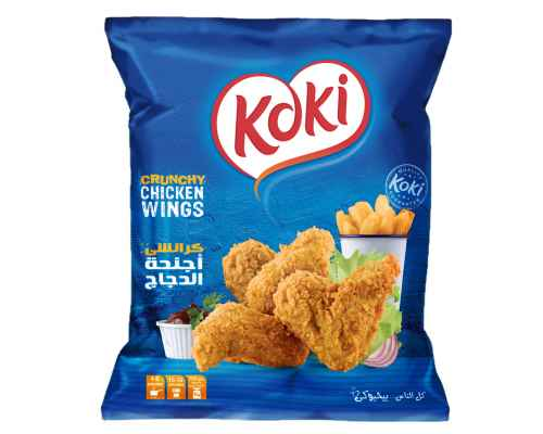 Koki Crunchy Fried Wings - Original