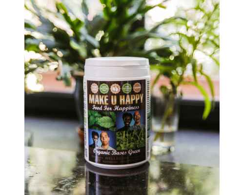 MAKE U HAPPY - ORGANIC BASES GREEN