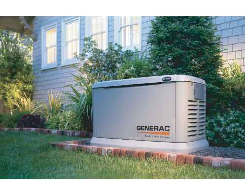 Generac - Gas Generator Air cooled