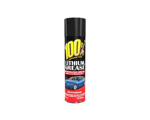 100% Lithium Grease