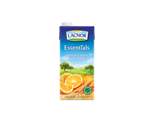 ES Orange Carrot Fruit Drink 1ltr x12