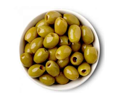 Pitted Green Olive